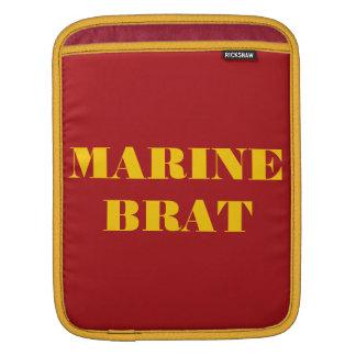 Ipad Sleeve Marine Brat