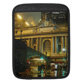 iPad Sleeve New York Grand Central Souvenir