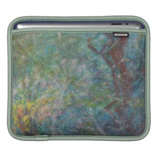 iPad Sleeve - Oil Painting Dispersion