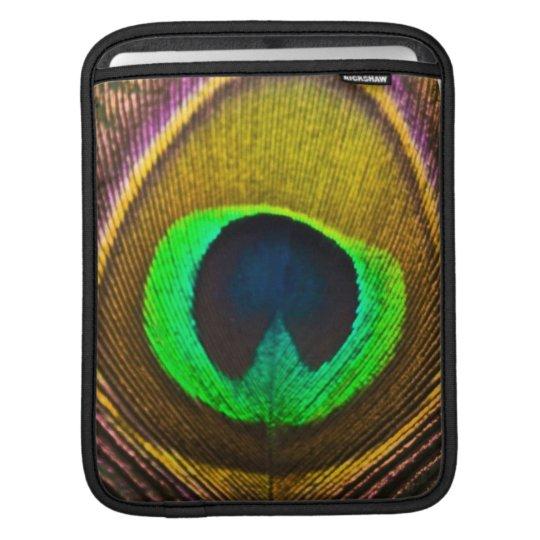 iPad Sleeve -  Peacock Feather