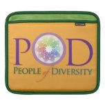 Ipad sleeve- People of Diversity