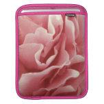 ipad sleeve Pink Rose Petals