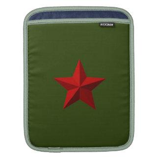 iPad Sleeve - Red Star