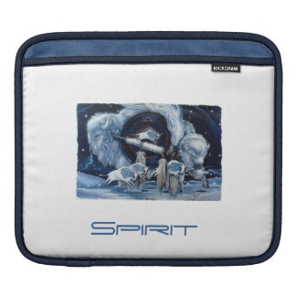 iPad Sleeve: Spirit Collection Sleeve For iPads