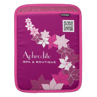 iPad Sleeve Template Aphrodite Spa Boutique