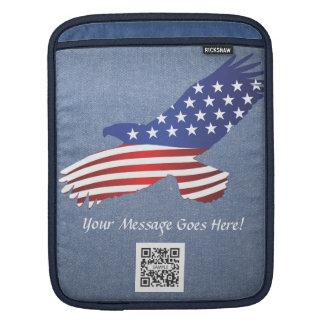 iPad Sleeve Template Eagle