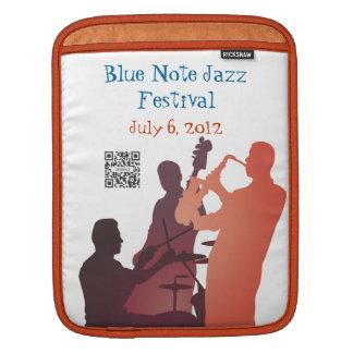 iPad Sleeve Template Jazz