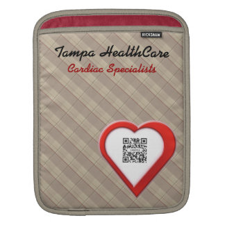iPad Sleeve Template Tampa Heart Health