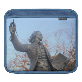 Ipad Sleeve Thomas Paine Holding Rights of Man