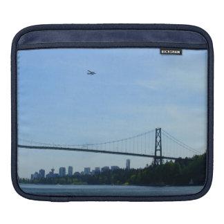iPad Sleeve Vancouver Lions Gate Souvenir