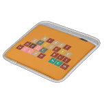 Happy  Periodic  Table Day Fellow Nerds  iPad Sleeves