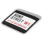 Bond Street  iPad Sleeves