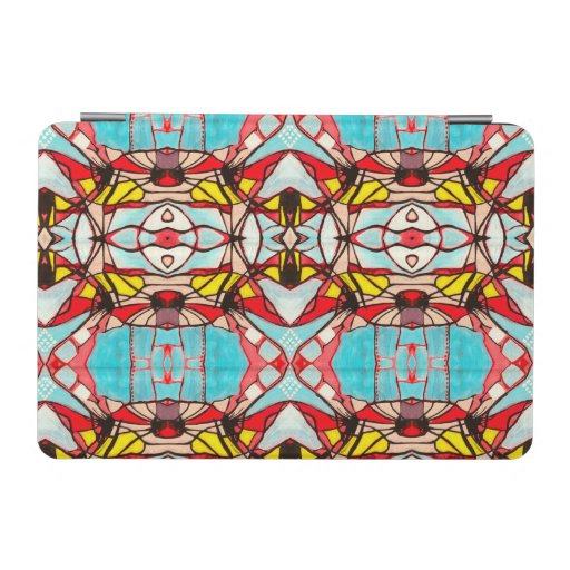 iPad Smart Cover, Abstract Psychedelic III iPad Mini Cover