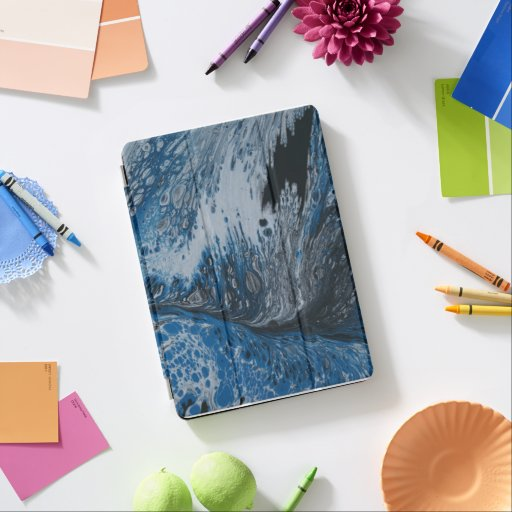 ipad smart cover with beautiful pattern