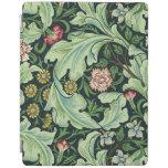 iPad Smartcover del estampado de flores de Morris Cover De iPad