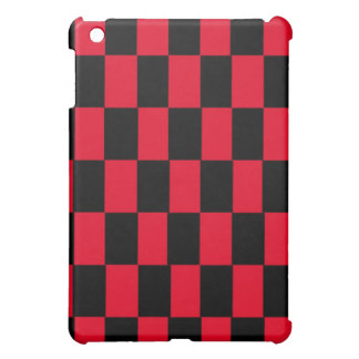 iPad Speck Case-Black and Red Case For The iPad Mini