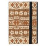 iPad tallado madera tribal del modelo de South iPad Mini Coberturas