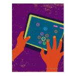 iPad Tarjeta Postal
