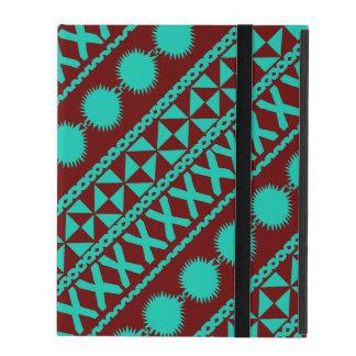 iPad Wallet Case with Masi Print