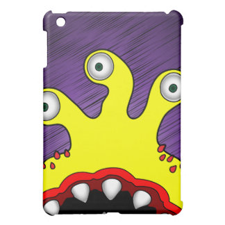 iPAD yellow monster case! iPad Mini Cases