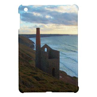 iPadCase de Cornualles Inglaterra de la mina de