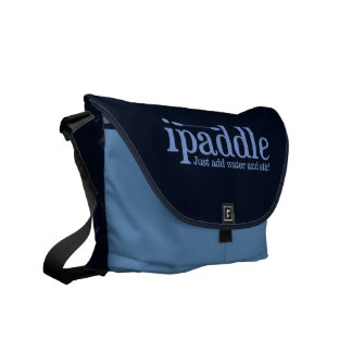 ipaddle 2 courier bag