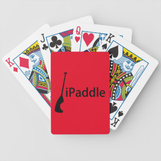 iPaddle Bicycle Playing Cards