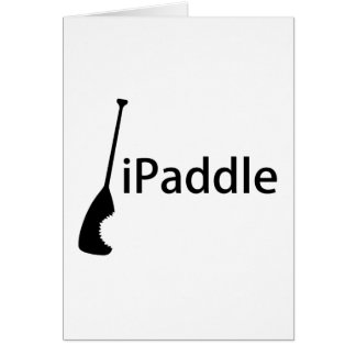 iPaddle Card