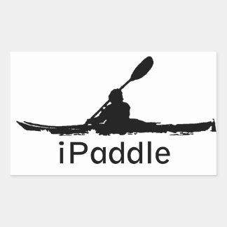 iPaddle Rectangular Altavoces
