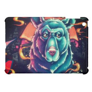 IPadMini Street Art Cool Exclusives Bear City iPad Mini Cover