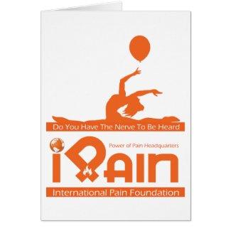 iPain Post Card