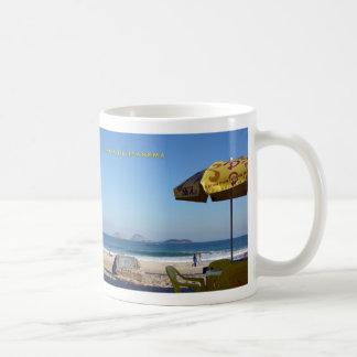 ipanema, Brazil Rio de Janeiro Coffee Mug