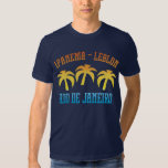 Ipanema Leblon Palms Rio Shirt
