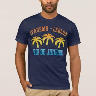 Ipanema Leblon Palms Rio T-Shirt