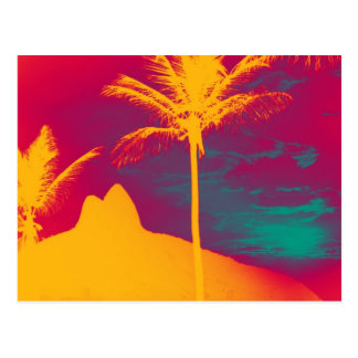 Ipanema - Leblon Postcard