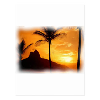 Ipanema,-Rio-de-Janeiro,-Brazil_Painting_oil Postcard