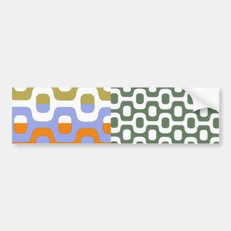 Ipanema sidewalk bumper sticker