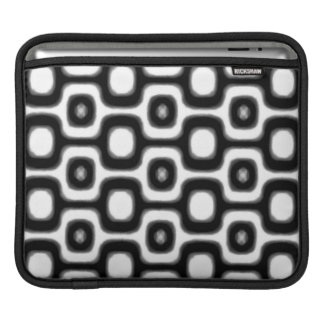 Ipanema sidewalk iPad sleeve