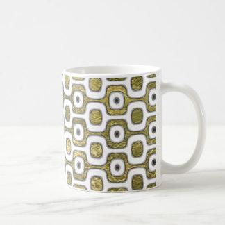 Ipanema sidewalk classic white coffee mug