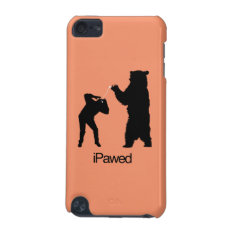 Ipawed Ipod Touch (5th Generation) Case at Zazzle