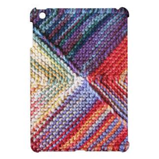 ipc Artisanware Knit glossy iPad mini case
