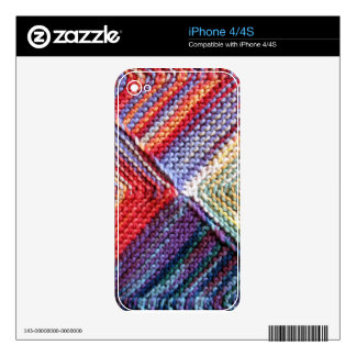 ipc Artisanware Knit IPhone Skin 4S Skins For iPhone 4S