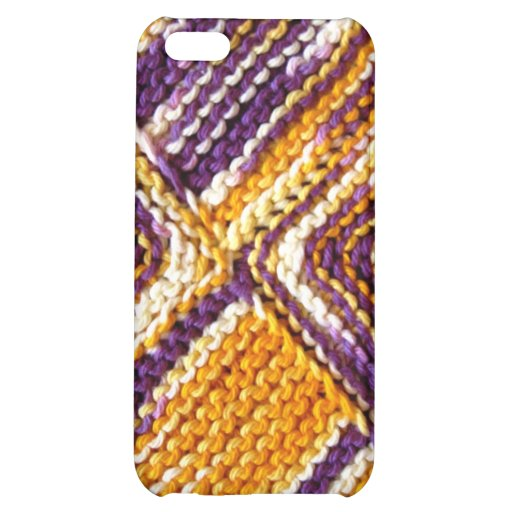 IPC Artisanware Knit phone case Case For iPhone 5C