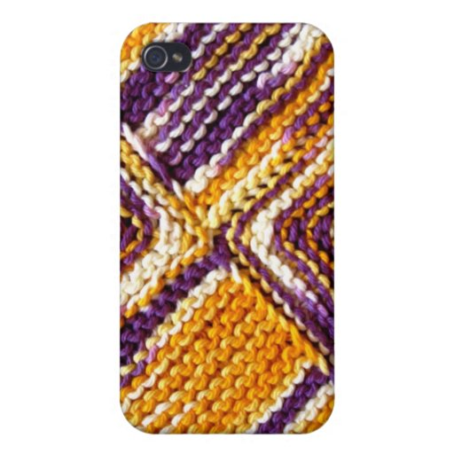IPC Artisanware Knit phone case Covers For iPhone 4