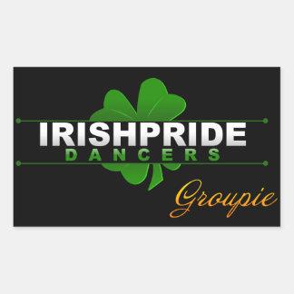 IPD Groupie Rectangle Sticker