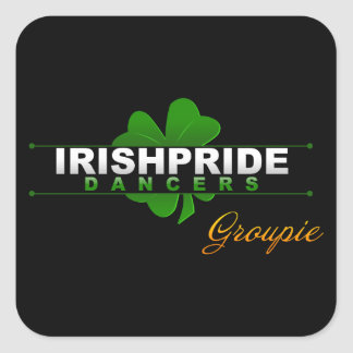 IPD Groupie Square Sticker