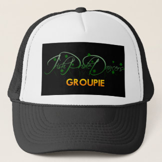 IPD Shamrock Groupie Hat