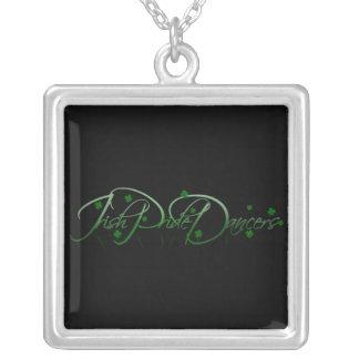 IPD Shamrock Necklace