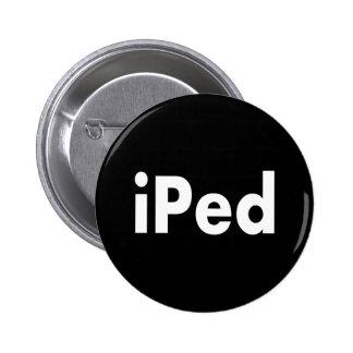 iPed 2 Inch Round Button