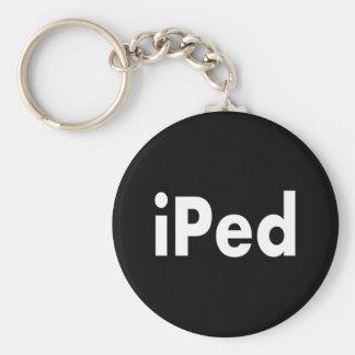 iped keychain